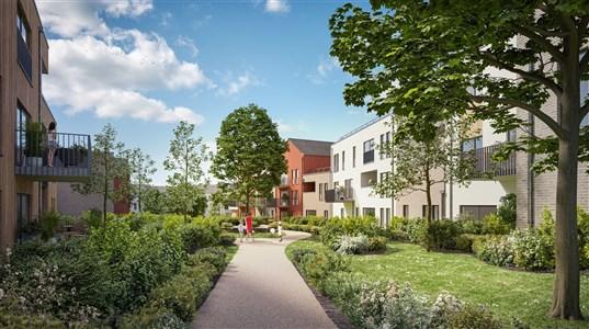 2. Phase Simarstraße Neubauprojekt Neo - Haus 04 - 4700 EUPEN, Belgien