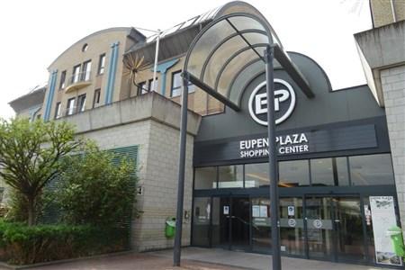 200 m² ideale und barrierefreie Büro- oder Ausstellungsfläche im Business- und Kulturzentrum Eupen Plaza in unmittelbarer Nähe zum Bus- und Bahnhof mit Parkhaus  - 4700 Eupen, Belgien