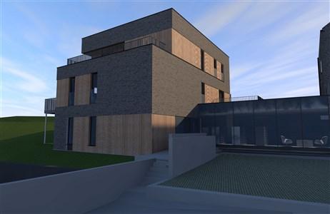 Schöne Neubauwohnung im Zentrum - 4700 Eupen, Belgien