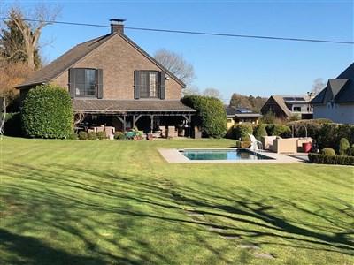 Remarquable à tous égards  ! Villa avec piscine extérieure, grand jardin  et salle de bain  wellness - 4701 Kettenis, Belgique
