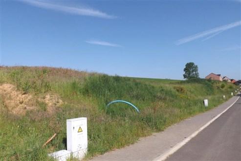 Interessantes Bauland  für Investoren oder Bauträger für vier EFH in TOP Lage in ländlicher und ruhiger Wohngegend!