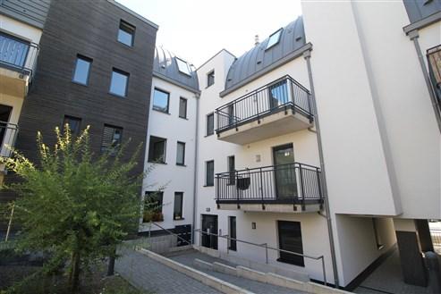 Schöne Wohnung im Herzen der Stadt Eupen (neuwertig)