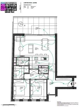 LOTENPARK- Die perfekte Lage zwischen Stadt und Natur. Luxuriöse Niedrigenergiewohnungen vom Studio bis zur geräumigen 3 Zimmerwohnung mit Terrasse oder Garten und Stellplatz in der Tiefgarage