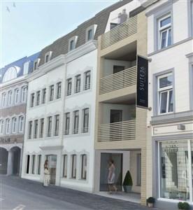Appartement de haute qualité (2 chàc) dans la nouvelle résidence EUPEN-MITTE - 4700 Eupen, Belgien