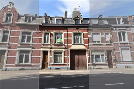 Haus mit Garten - MORESNET-CHAPELLE - MORESNET-CHAPELLE, Belgien