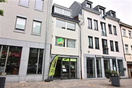 Geschäftshaus mit Wohnung - EUPEN - EUPEN, Belgien