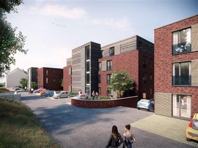 Eupener Wiesen-eine Investition in Lebensqualität. Trendige und exklusive Neubauwohnungen vom Penthouse bis zur Gartenwohnung mit Innenparkplatz - 4701 Kettenis, Belgien