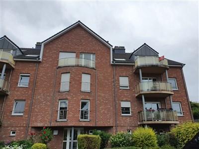 Duplex Wohnung mit gehobener Ausstattung in ruhiger, dennoch zentraler Wohnlage mit herrlichem Ausblick. - 4700 Eupen, Belgien