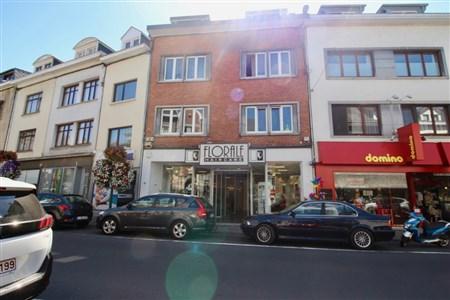 Geschäftshaus + 2 Wohnungen - MALMEDY - MALMEDY, Belgien