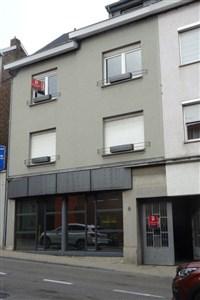 Stylische, gut  isolierte Dachgeschosswohnung mit Empore in zentraler Lage - 4700 Eupen, Belgien
