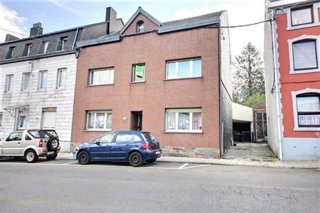 Haus mit Garage und Garten - KELMIS - KELMIS, Belgien