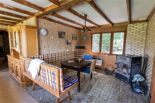 Chalet in ruhiger Umgebung in Biron (nahe Durbuy)