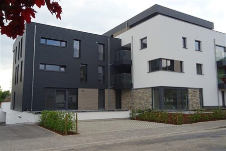 Wohnen in moderner Architektur in zentraler Lage mit einer Mischung aus Kultur- und Naturerlebnis. - 4960  Malmedy, Belgien