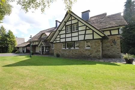 Traumhafte Landhausvilla auf großem Anwesen - 4750 Elsenborn, Belgien