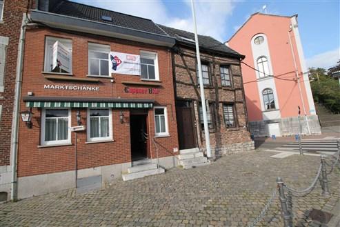 Traditionsreiches Wirtshaus im Eupener Stadtzentrum