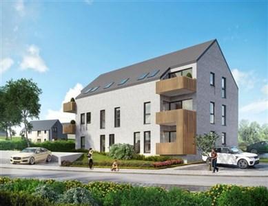 Wohnung mit 67m²  in Montzen - 4850 Montzen, Belgien