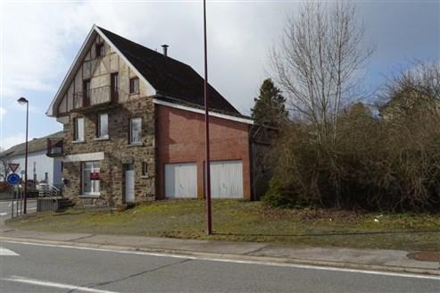 Zu sanierendes EFH zur privaten  oder geschäftlichen Nutzung ( Geschäft, Night-Shop,....)   in  perfekter, grenznaher Lage  zu Luxemburg