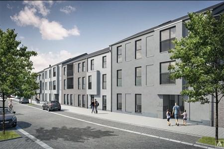 Neubauprojekt Simarstraße - 4700 Eupen, Belgien