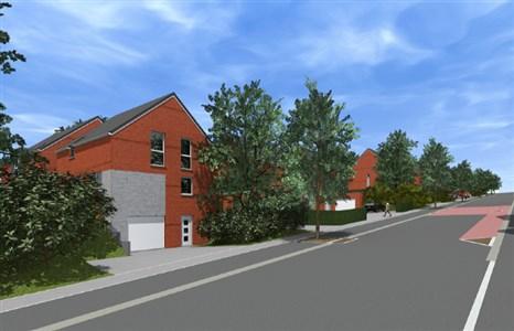 Haus mit 122,25m²  in Moresnet - 4850 Moresnet, Belgien