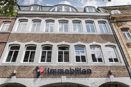 Eupen: Exclusive Büroräume mit 10 ausgestatteten Arbeitsplätzen - NEUER PREIS !! - 4700 Eupen, Belgien