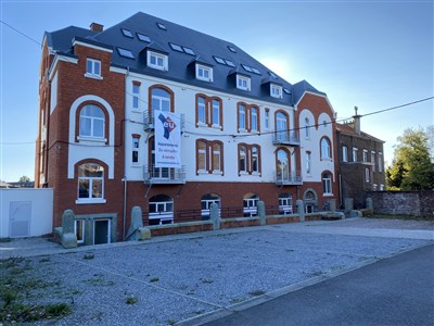 Alte Post: Wohnung Nr. 2B / 19: 59m² / 125.000 €/1SZ - 4710 Lontzen, Belgien