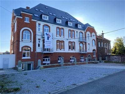 Wohnung Nr. 2B / 8: 85m² / 175.000 € / 2 SZ - 4710 Lontzen, Belgien