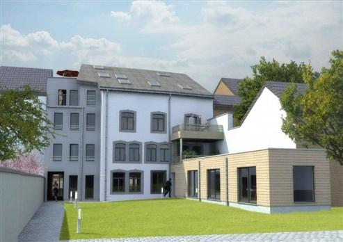 Barrierefreies Wohnen mitten im Zentrum - Appartement mit jeglichem Komfort !