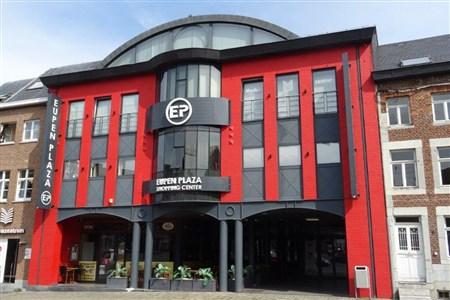 Die perfekte Kombination: Gewerbefläche mit attraktivem Schaufenster und darüberliegender Bürofläche. - 4700 Eupen, Belgien