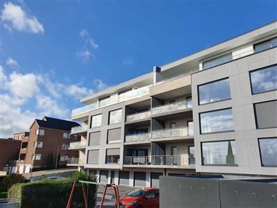 Starten Sie in Ihr neues Leben in dieser stylischen Neubauwohnung inklusive Garage und Terrasse in optimaler verkehrstechnischer Anbindung (B-NL-D) - 4720 Kelmis, Belgien