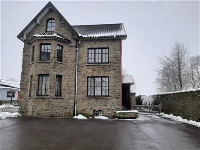 Geräumiges Einfamilienhaus mit großem Garten inmitten bezaubernder, wilder Vennlandschaft.  - 4950 Sourbrodt, Belgien