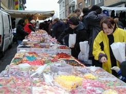 Ostbelgien - Großer Katharinenmarkt in St.Vith