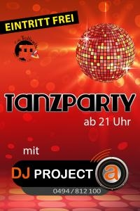 Ostbelgien - Tanzparty mit DJ Project A