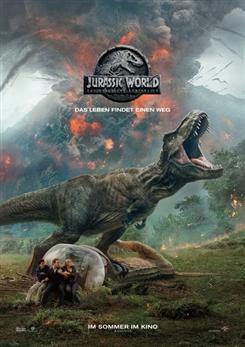 Ostbelgien - Jurassic World 2: Das gefallene Königreich