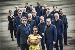 Ostbelgien - Tutu Puoane & Brussels Jazz Orchestra
