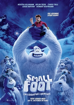 Ostbelgien - Smallfoot - Ein eisigartiges Abenteuer