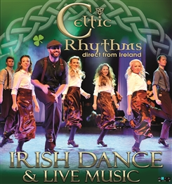 Ostbelgien - Celtic Rhythms direct from Ireland