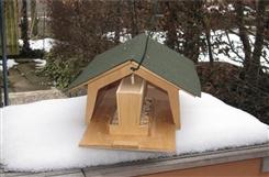 Ostbelgien - Winterliche Snackbar