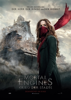 Ostbelgien - Mortal Engines: Krieg der Städte