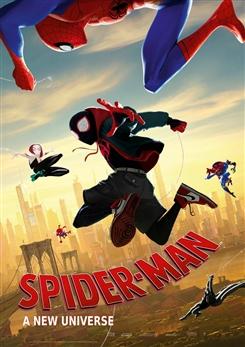 Ostbelgien - Spider-Man: A New Universe