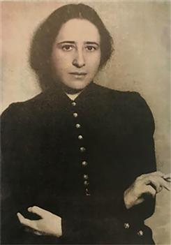 Ostbelgien - Hannah Arendt auf der Bühne