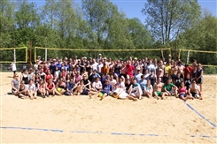 Ostbelgien - Beachvolleyball-Turnier