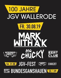 Ostbelgien - 100 Jahre JGV Wallerode
