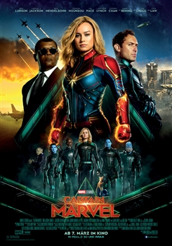 Ostbelgien - Captain Marvel