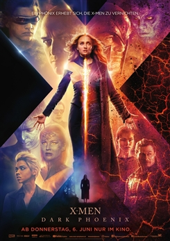 Ostbelgien - X-Men: Dark Phoenix