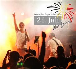 Ostbelgien - Vive la Belgique | Großes Open-Air-Fest in Eupen
