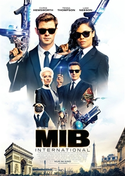 Ostbelgien - Men in Black: International