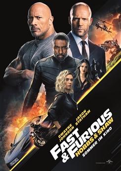 Ostbelgien - Fast & Furious: Hobbs & Shaw
