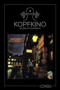 Ostbelgien - Kopfkino #3: David Bowie – The Rise and Fall of Ziggy Stardust and the Spiders from Mars