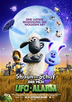 Ostbelgien - Shaun das Schaf 2 : Ufo-Alarm