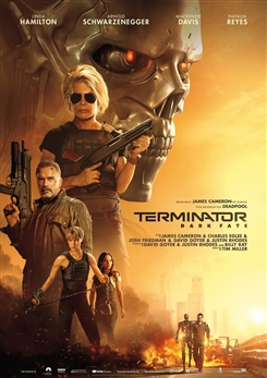 Ostbelgien - Terminator 6: Dark Fate